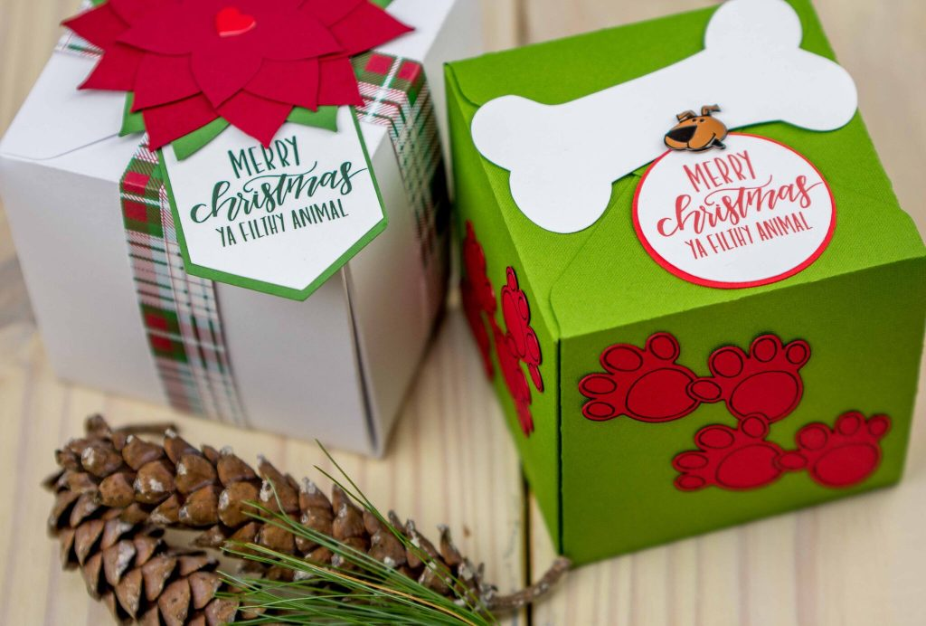 DIY Gift Boxes and Tags