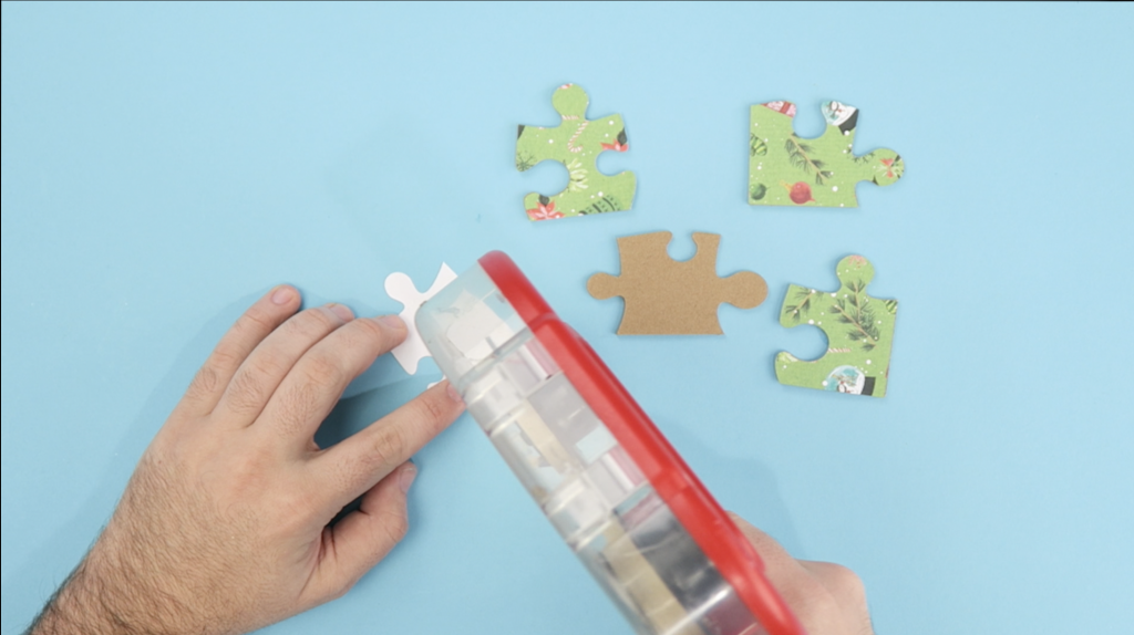 How To Build a Puzzle With Your Cricut Maker