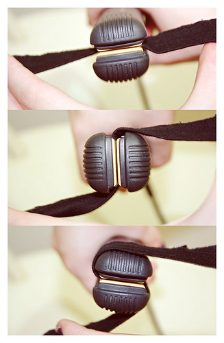 Curling Hair with a Flat Iron
