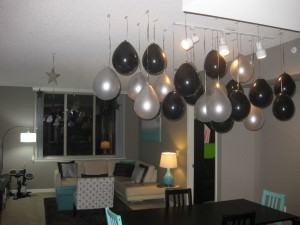New Year's Eve Party Balloons
