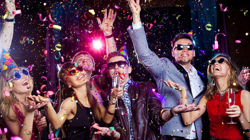 New Year's Eve Party Ideas To Celebrate in Style