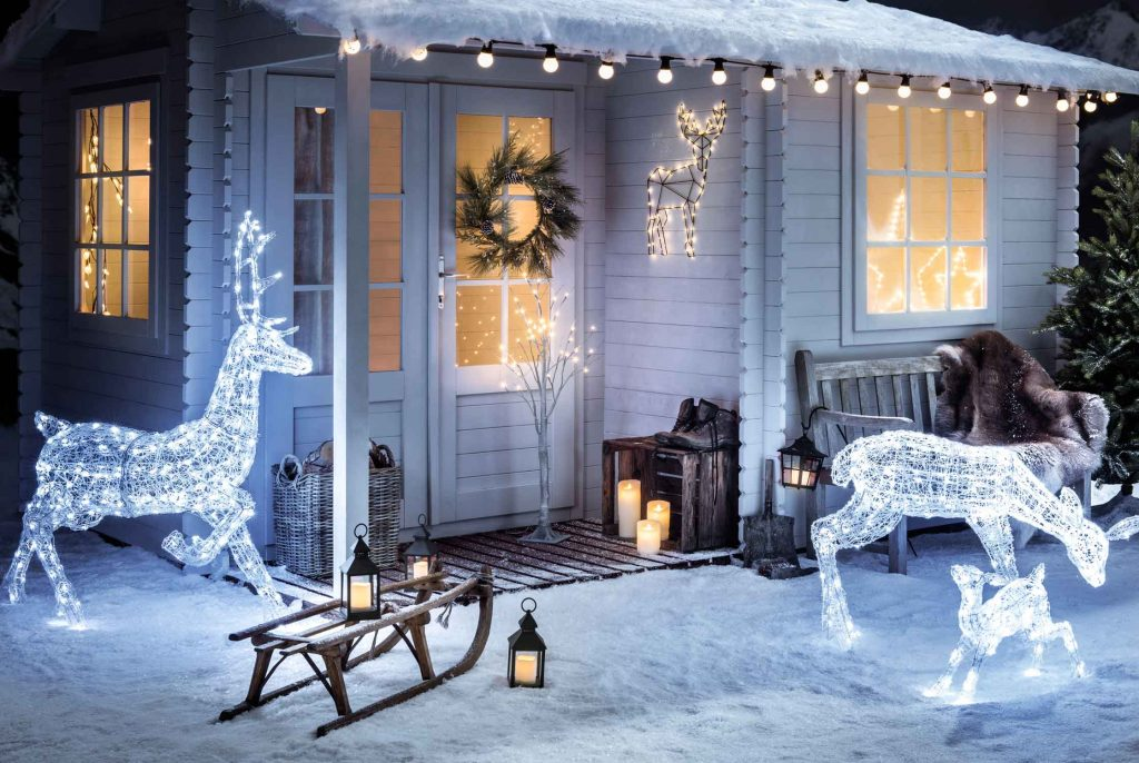 Christmas House Light Ideas