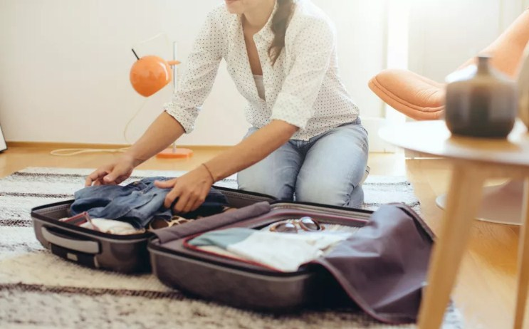 Don't pack your most valuable items in side pockets or overly accessible places