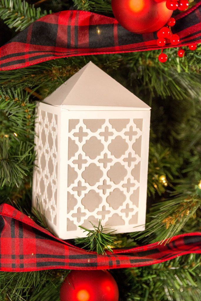 DIY Cricut 3D Paper Lanterns