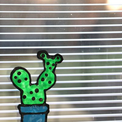 Fun and Easy DIY Window Clings With The Cricut BrightPad thumbnail