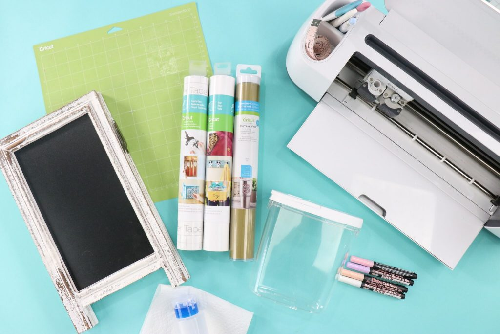 Easy DIY Kitchen Organization With Your Cricut